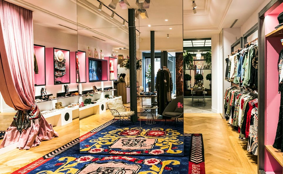 Flagship store Highly Preppy, Bilbao