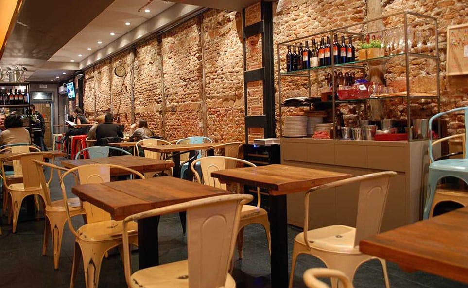 Restaurante El Mandil, Madrid