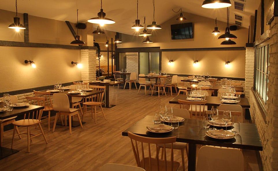 Restaurante Code Bilbao, Bilbao