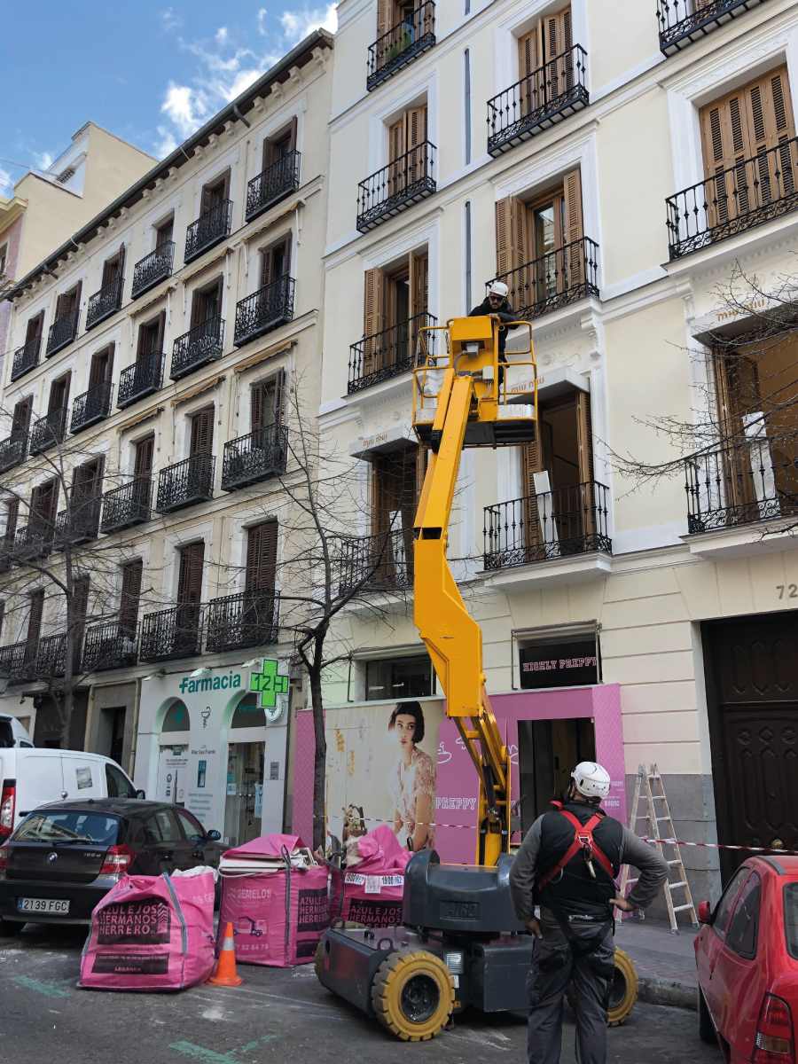 03-CODE-STUDIO-Flagship-Store-Highly-Preppy-Claudio-Coello-Madrid-Reforma-Integral